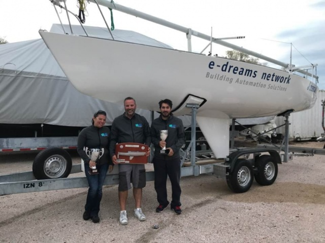 Conquest of the Pan-Hellenic Sailing Championship in J24